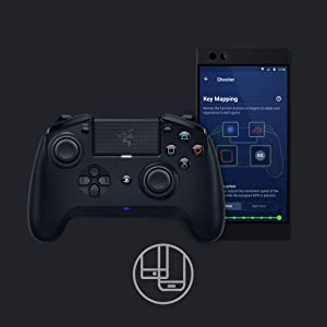 Razer Raiju Tournament Edition Wireless And Wired Game Controller For PS4 -  Black | RZ06-02610100-R3G1