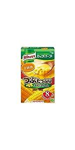 クノール カップスープ つぶたっぷりコーンクリーム(8袋入)