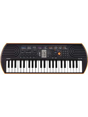 SA 76 portable keyboard