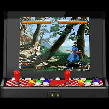 snk, mvs, mvsx, aes, arcade, video game, retro, 2 player
