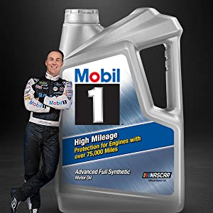 Mobil 1 High Mileage Is The Lifeblood Of High Mileage Engines