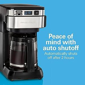 auto shutoff coffee maker