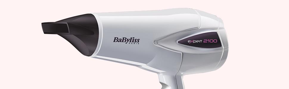 BaByliss Paris D322WE Sèche cheveux Expert 2100