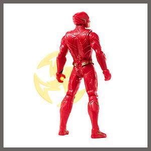 Justice League Figura básica Flash Core Suit (Mattel FGG64)
