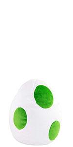Club Mocchi-Mocchi- Yoshi Egg Plush Toy