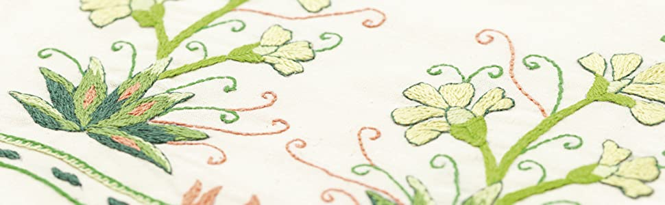 transfer, embroidery, pattern, vintage, historical, archives, sewing, stitching, flowers, plants