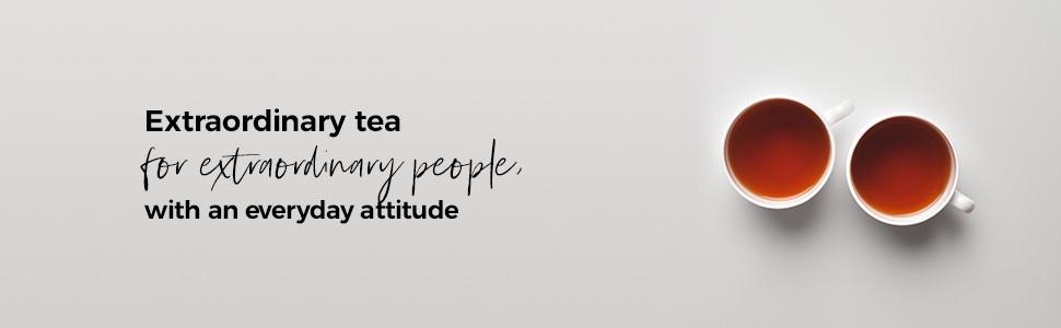 Extraordinary Tea