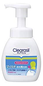 クレアラシル 薬用  ニキビ ニキビ予防 ニキビ治療 肌 きれい 保湿 洗顔 アクネ菌