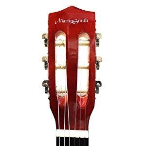 Martin Smith W-560 - Guitarra Clásica, Natural, 36 pulgadas ...