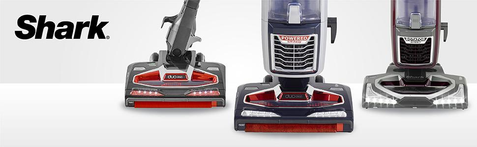 from the - Shark Vacuum Cleaners
