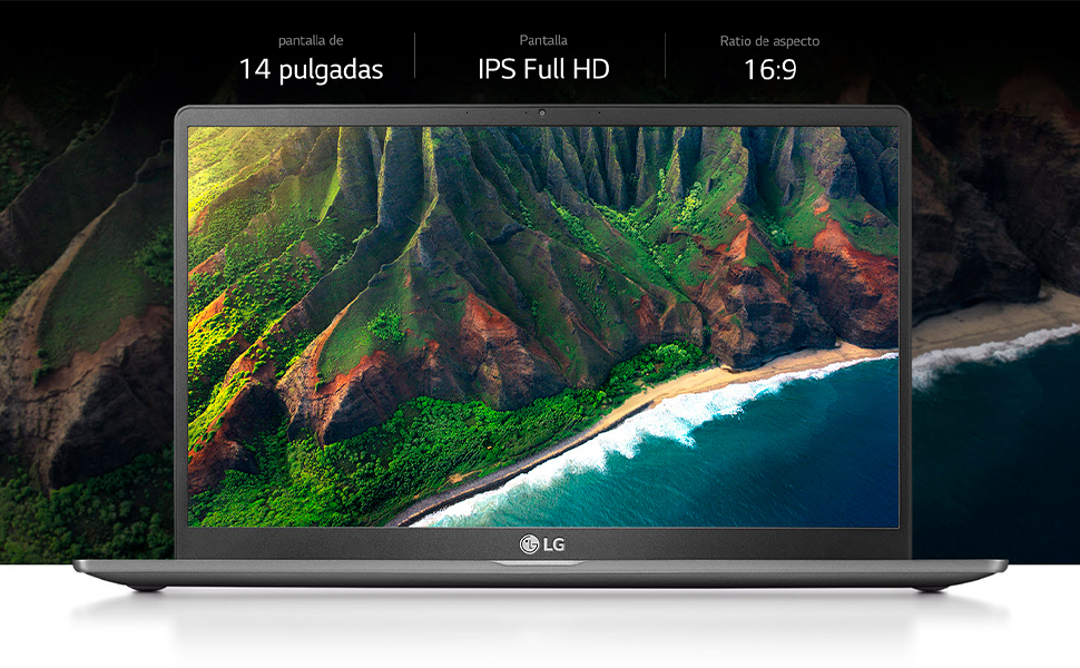 Pantalla IPS Full HD
