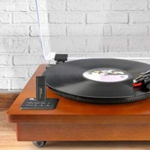 Vinyl-to MP3 Recording
