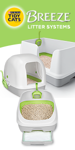 Purina Tidy Cats Breeze Litter Systems