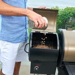 pellet grill, smoker, versatile, outdoor cooking, grilling