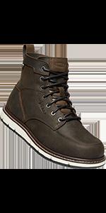 mens san jose soft toe safety waterproof work boots
