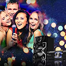 Hi-Fi karaoke