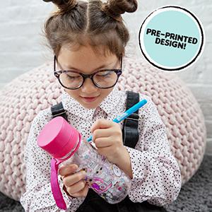 lol surprise, create, design, custom, printed, coloring, washable, girls, dolls