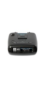 Escort Escort X80 Radar Detector, Black