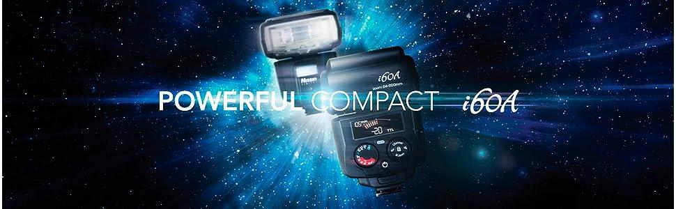 Nissin i60 - Flash para Sony, Negro: Amazon.es: Electrónica