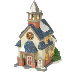 Department 56 New England Village Series Lighting Features