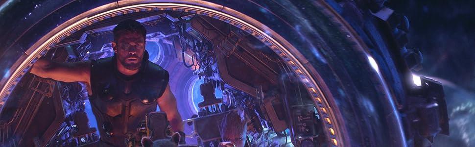 PACK Vengadores Infinity War + Vengadores + Vengadores. La
