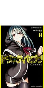 トリニティセブン 7人の魔書使い (14) (ドラゴンコミックスエイジ な 3-1-14)