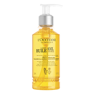 loccitane oil to milk makeup remover