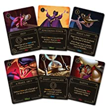 Jafar Villainous Cards