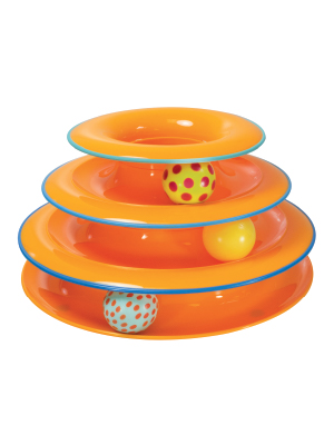 petstages cat track interactive toy