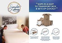 memory foam mattress, mattress, best bed mattress, most comfortable mattress, affordable mattress