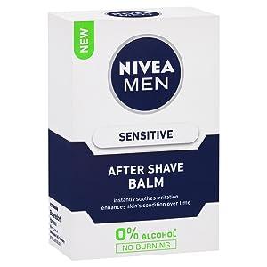 NIVEA, Nivea men, shave, balm, aftershave, moisturiser, men, face