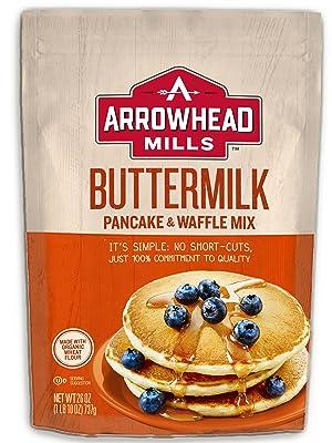 buttermilk;pancake;waffle