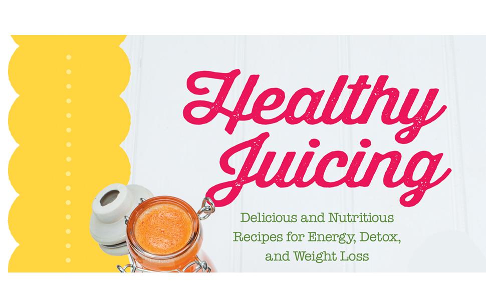 Healthy Juicing Header