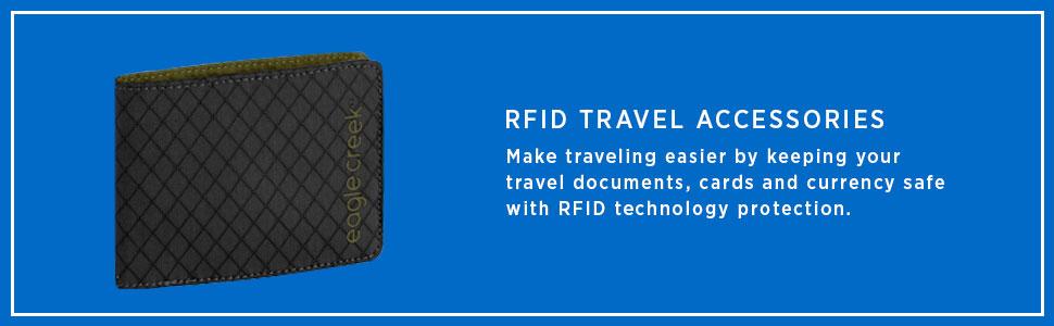 RFID wallets, wallet, international travel wallet, international wallet, RFID wristlet