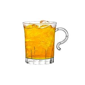 N810 punch bowl cup tea mug coffee cup with handle