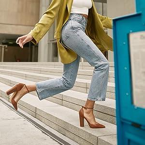 Aldosneakers for women's look on model, fashion women's shoes