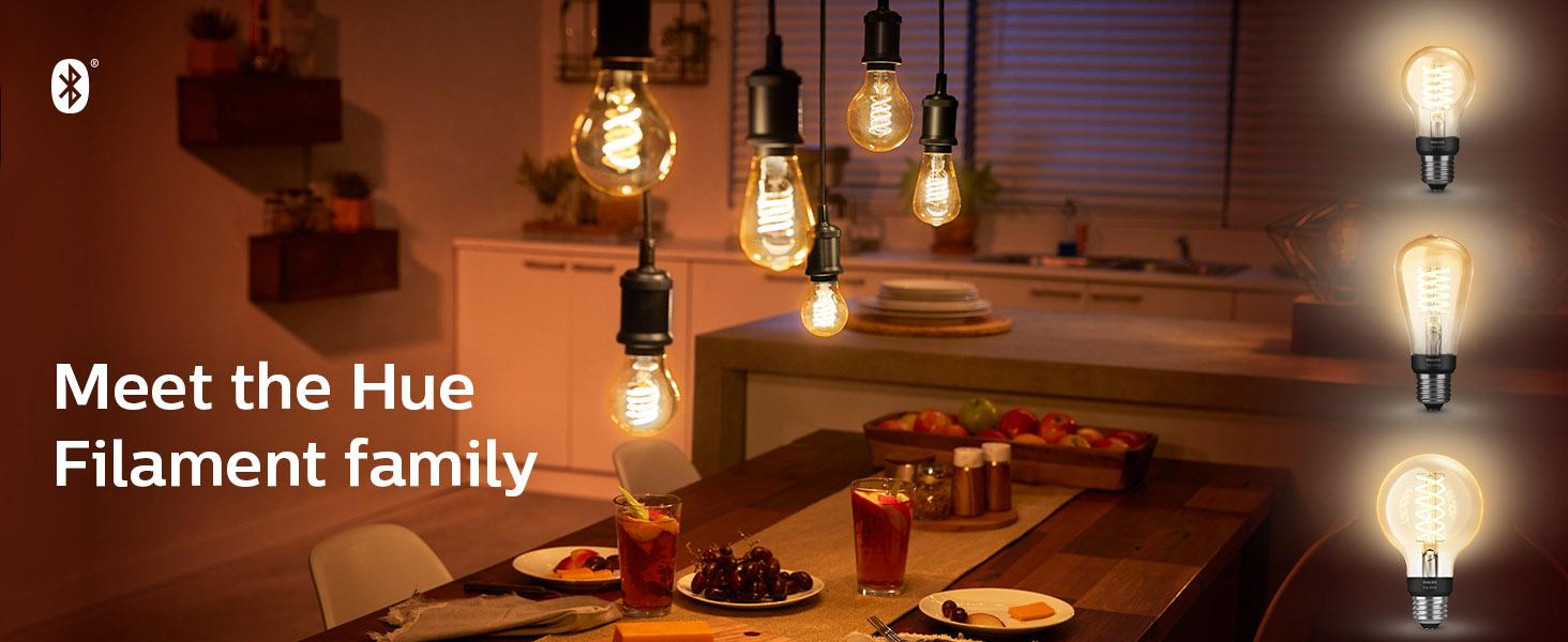 Meet the filament family