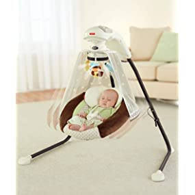 amazon com fisher price cradle swing papsan neutral baby