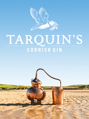 Tarquin's Cornish Gin Cocktail spirits flavour