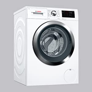 Bosch original front loading washing machine 9 kg fully automatic with automatic dosing system