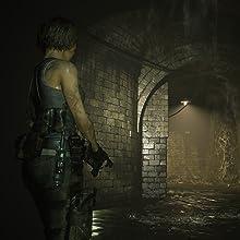 Resident Evil 3, RE3, Capcom, Resident Evil, Xbox One Games, Horror Games