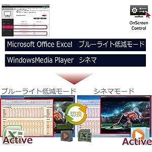 OnScreen Control機能