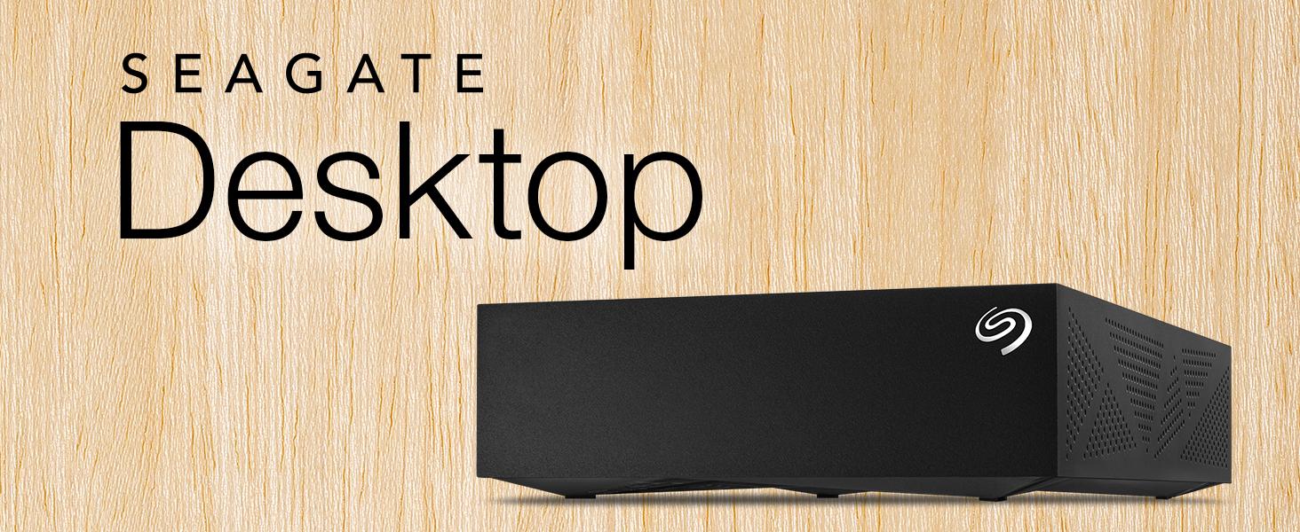 Seagate Desktop