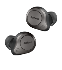 Jabra Elite 85t Alexa Enabled True Wireless Sports Earbuds with Charging Case