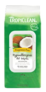 fragrance free hypoallergenic wipes