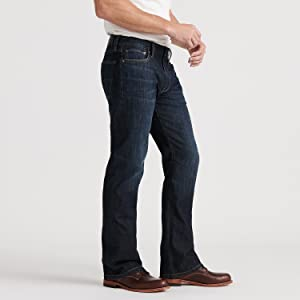 lucky jeans 367 vintage bootcut, 367 vintage boot jean, bootcut jeans for men, bootcut jeans men