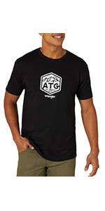 ATG x Wrangler Short Sleeve Graphic T-Shirt