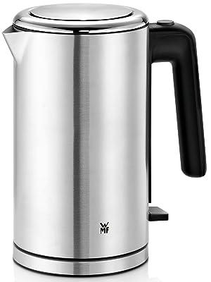 WMF Lono Hervidor de agua eléctrico, 2400 W, 1.6 litros, Acero ...