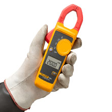 FLUKE 302 Digital Clamp Meter AC Multimeter Tester new brand case