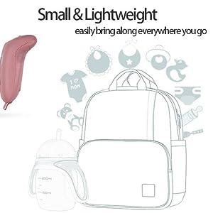 Small & Portable